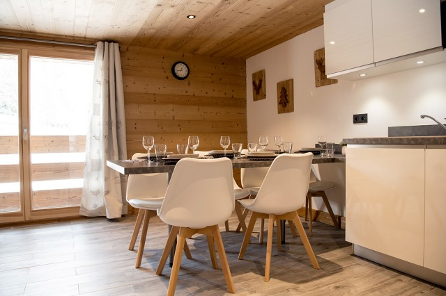 Location appartement chalet 6 personnes Chamonix le Tour